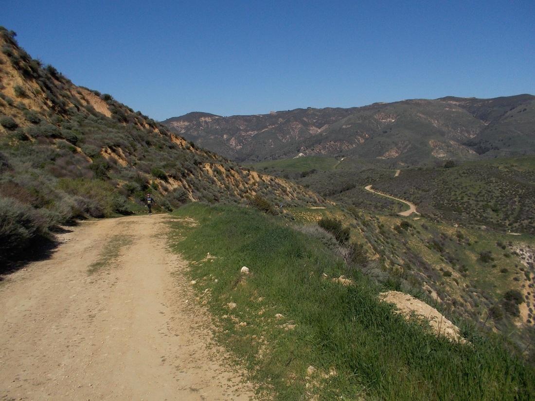 ...And Uphill Challenge!