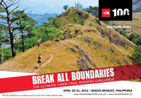 TNF Trail Run Ads