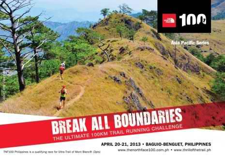 TNF Trail Run Ads