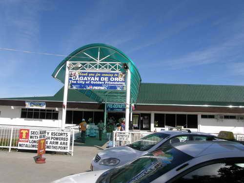 Lumbia Airport, Cagayan De Oro (Google Pictures)