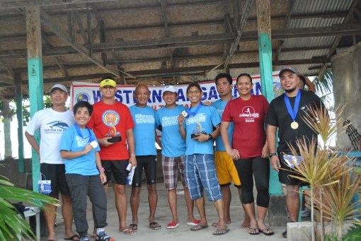 At The Finish Line (Barangay Ilog Malino, Bolinao, Pangasinan)