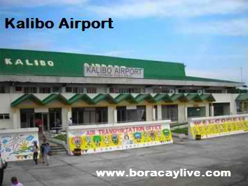 Kalibo Airport (Google Pictures)