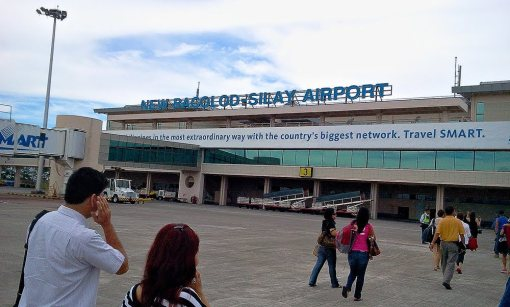 New Bacolod-Silay Airport (Google Pictures)