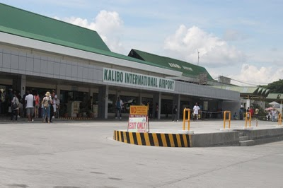 Entrance To The New Kalibo International Airport (Google Pictures)