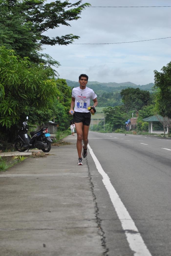 Approaching The Town Of Gabaldon