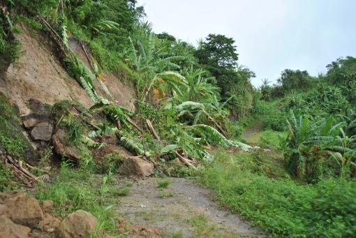 Worst Scenario....Landslides!