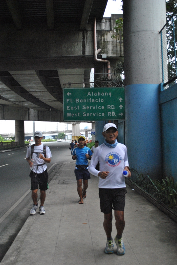 At The Vicinity Of Camp Villamor/Headquarters Philippine Air Force
