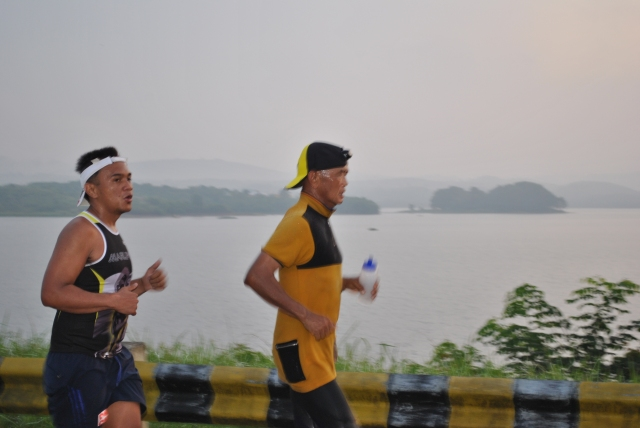A Very Intense Pace With Meljohn