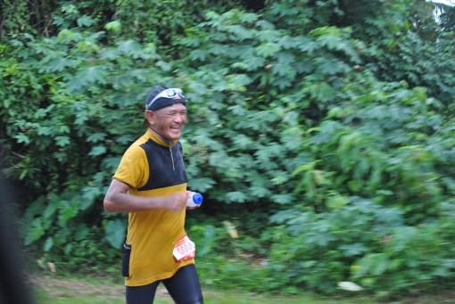 Smile & Laugh...This Is A Training Run