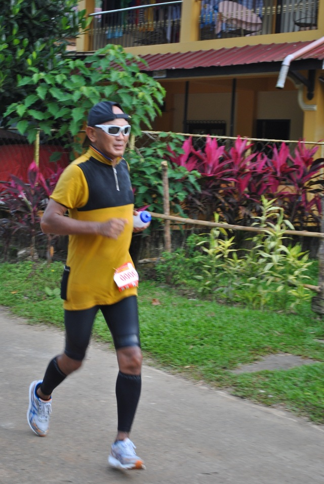 Run Efficiently & Maintaining One's Form