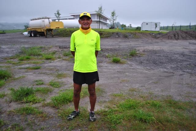 Start & Finish Area @ Ayala Construction Site