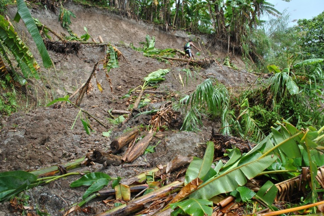 Where Is Danin? Be Careful With This Landslide