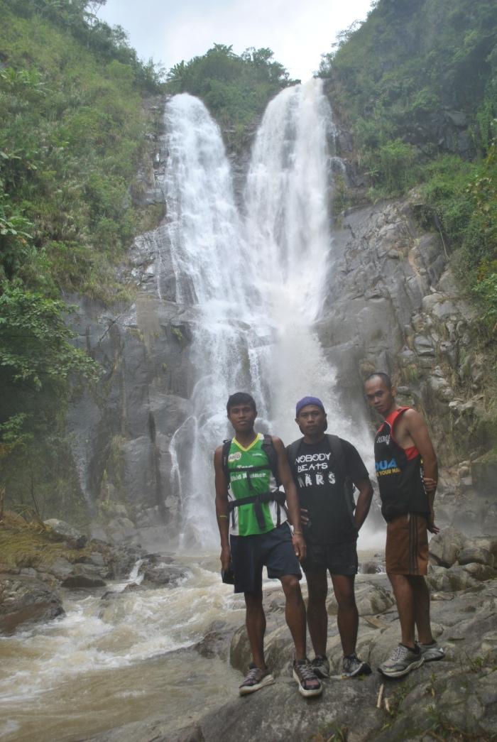 Trio Los Bandidos @ Miyamit Falls
