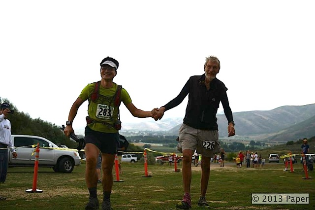 Ultra Runners Get Stronger As They Become Older