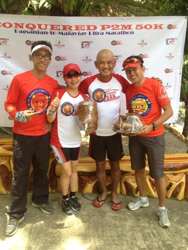 Congratulations To OK OK Runners Family! Good Job!