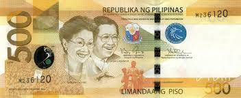 Five Hundred Pesos (Image/Picture From Google)