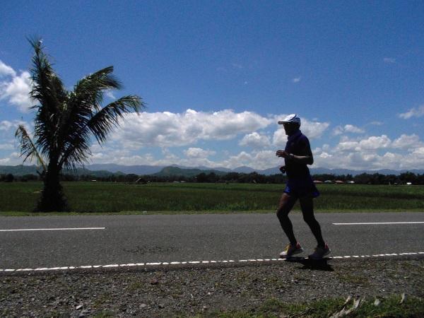 Very Hot & Sunny Run