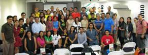 Group Picture Of Participants (Photo Courtesy of Jonel Mendoza)