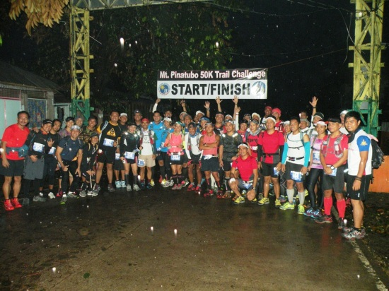 Pinatubo Run 2013