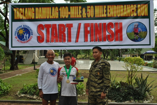 Wilnar Iglesia, Champion & Course Record Holder