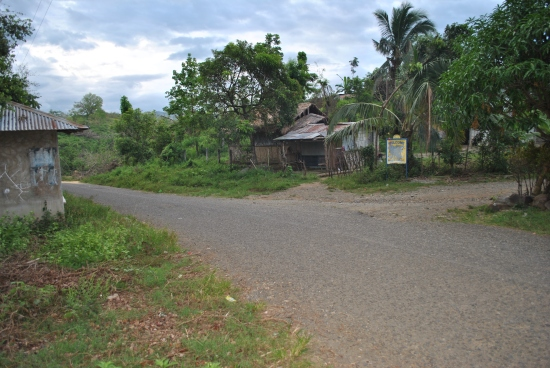 BRGY BACCAO Intersection (On the Right Side of the Road)