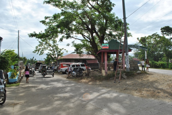Road To Barangay MALIGAYA