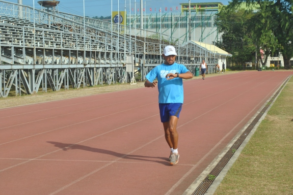 @ The Remy Field Oval Track, Subic Freeport