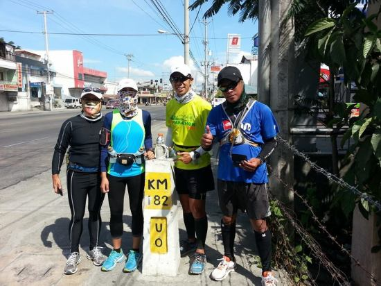 Kilometer Post #180 Will Be 2 Kilometers Before This Place (Photo Courtesy of Dennis Uy)