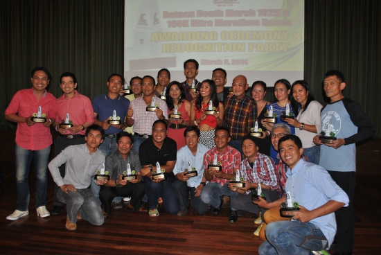 2014 BDM Grand Slam Awardees