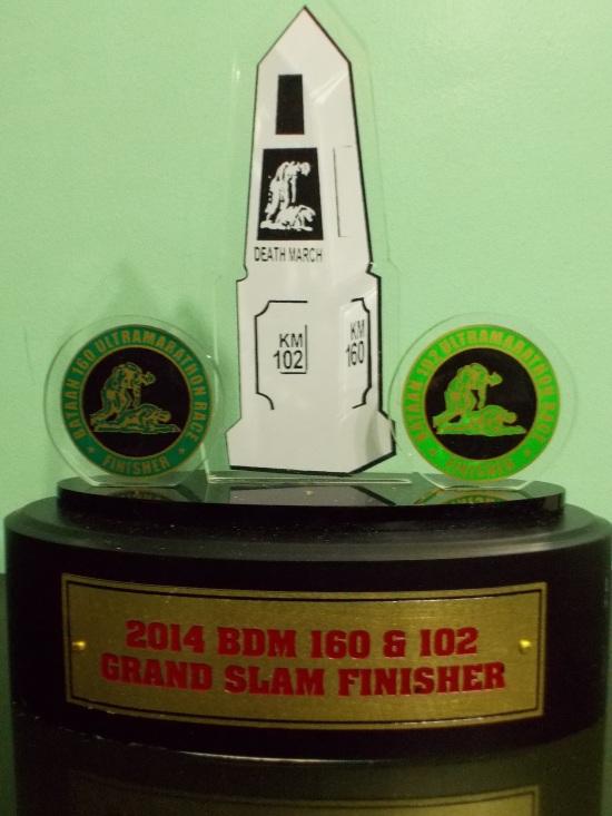 2014 BDM Grand Slam Trophy