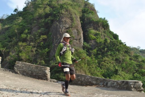 2013 TNF 100 Picture @ Barangay Alang Route