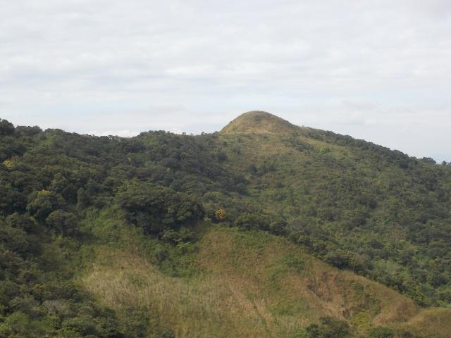 Rounded Peak Of Mt Kalbo