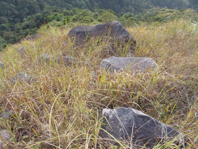 Rocks At The Peak Of Mt Kalbo