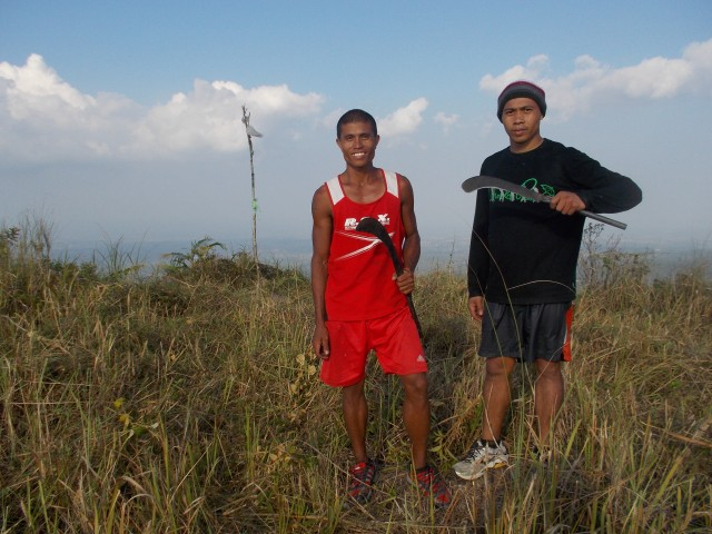 My Men & Training Partners