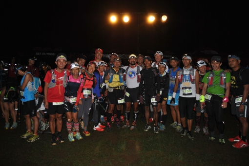 "The ""Usual Suspects"" In The Country's Ultra Trail Running"