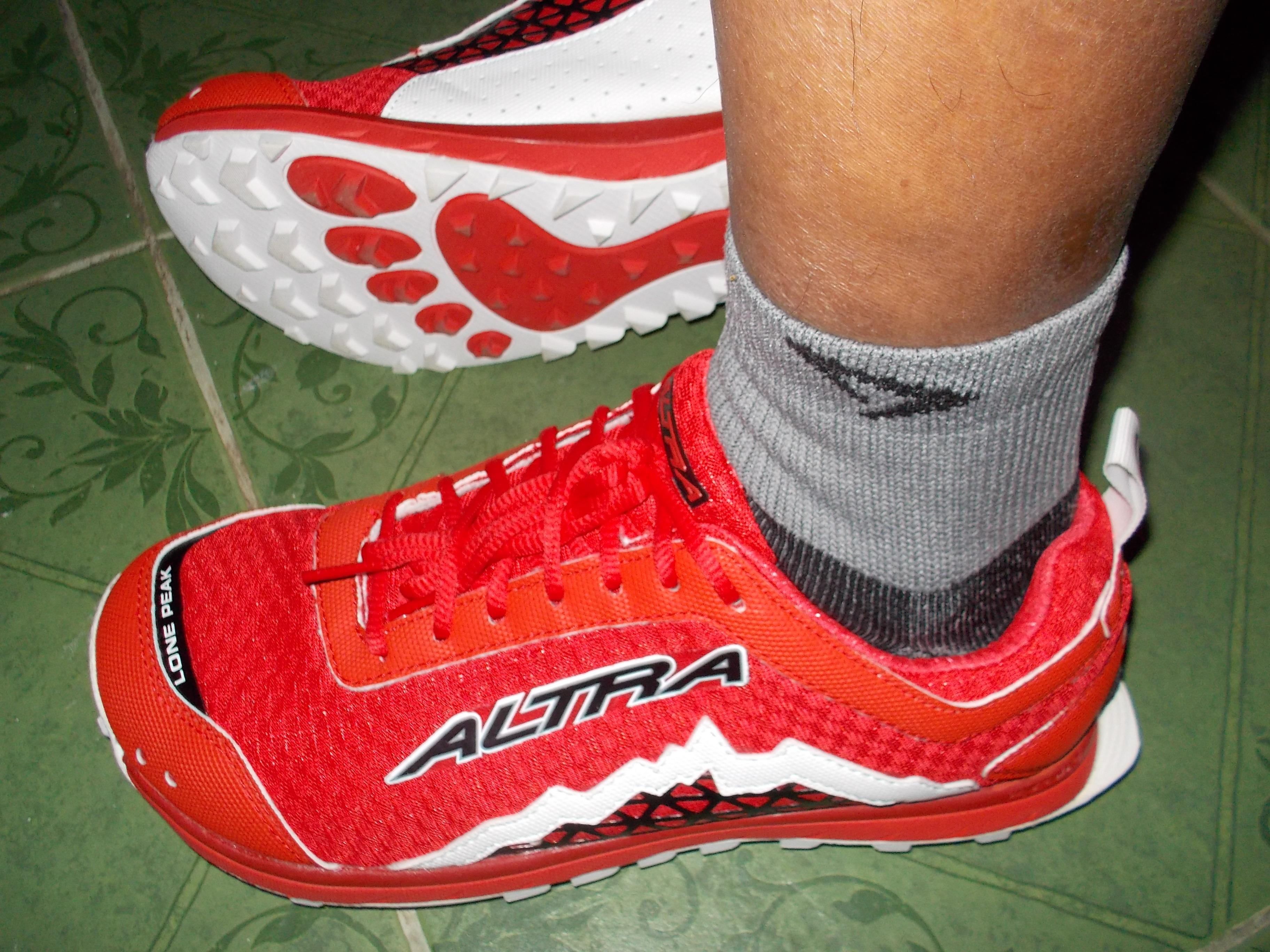 Shoe Review: ALTRA Lone Peak 1.5 | Bald