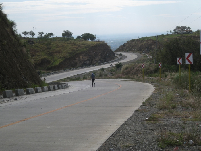 Fort Magsaysay-Laur Highway