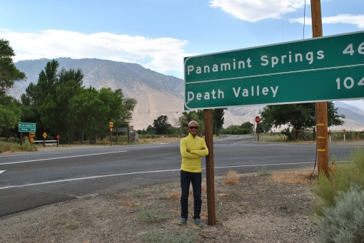 Intersection Of Heaven & Hell (Going To Panamint & Lone Pine)