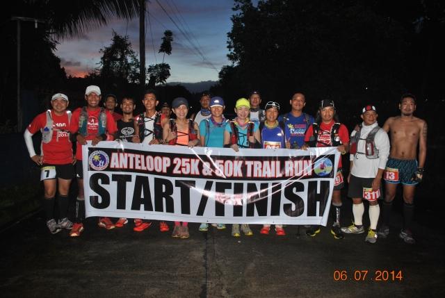 The Few Brave & Strong Trail Runner