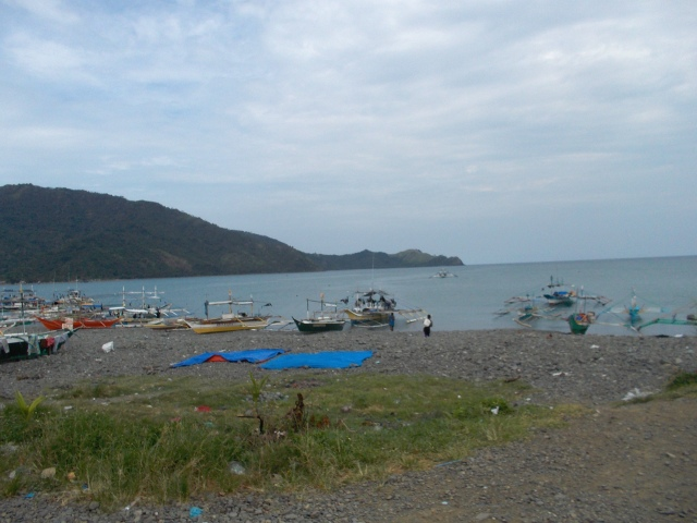 Pacific Ocean's Open Water Swimming Pool
