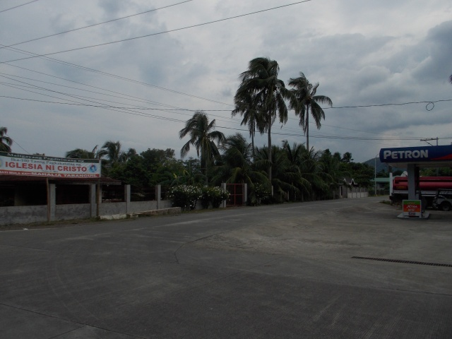 Intersection Philippine Coast Guard/Pier And Umiray Road