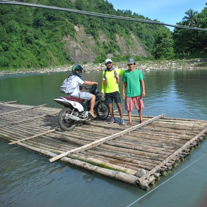 River Crossing For Motorcycles @ P20 Each