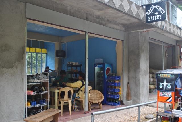 Backstreet Eatery In Tadian, Mountain Province