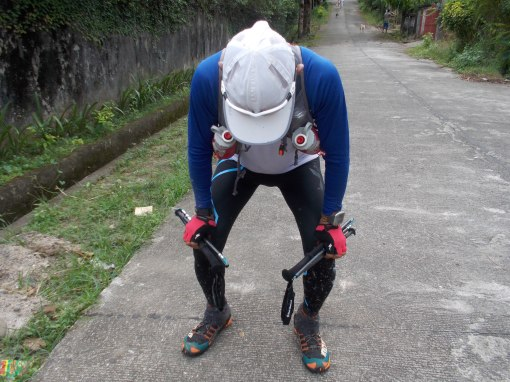 """At The Finish Line: """"Test Run"""" For The 1st ANTELOOP 100K Trail Run"""