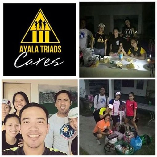 Ayala Triads @ AS3 Who Served Food For Me With Watermelon
