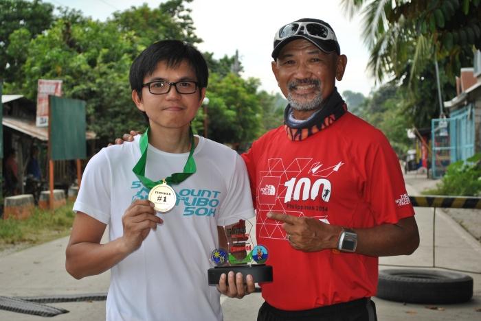 Overall Champion Edwin Fernandez