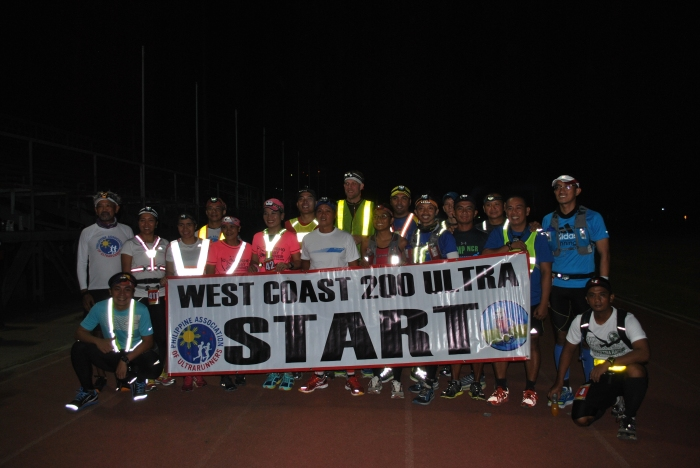 18 Runners @ Remy Field Oval Track, Subic Freeport