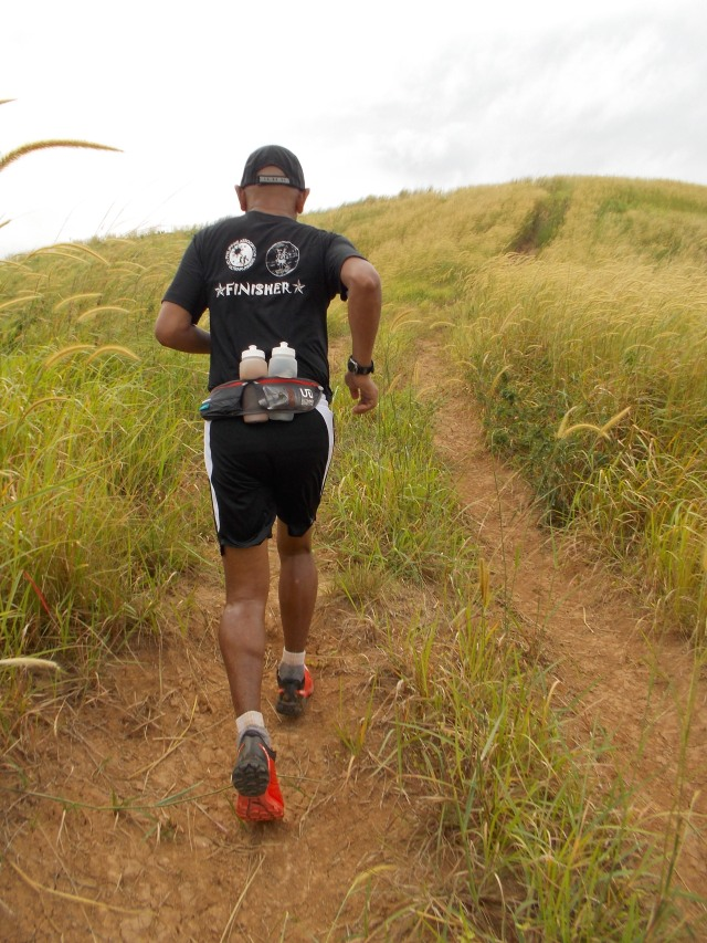 Trail Running @ 62 Years Old