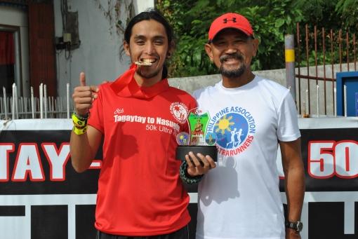 Overall Champion Alen Bautista
