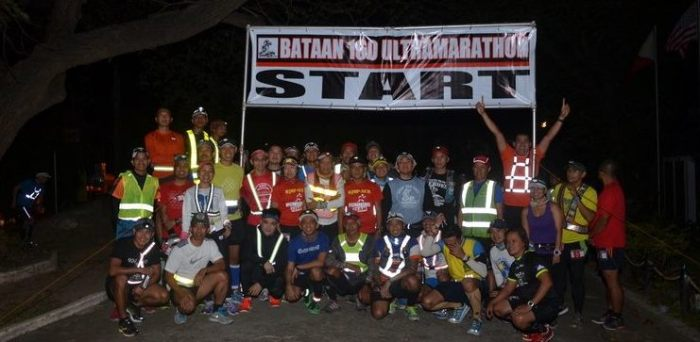 Class #2015 Of The BDM 160K Ultra Marathon Race